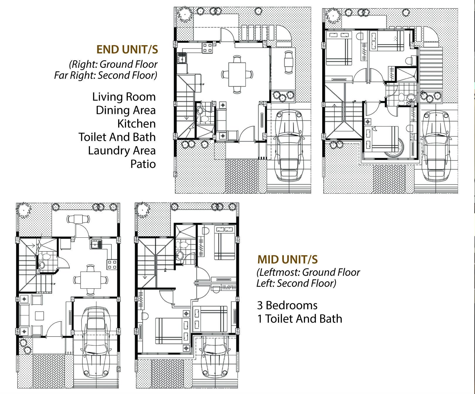 Aolani Floor Plan