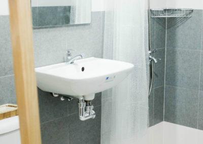 Aolani shower