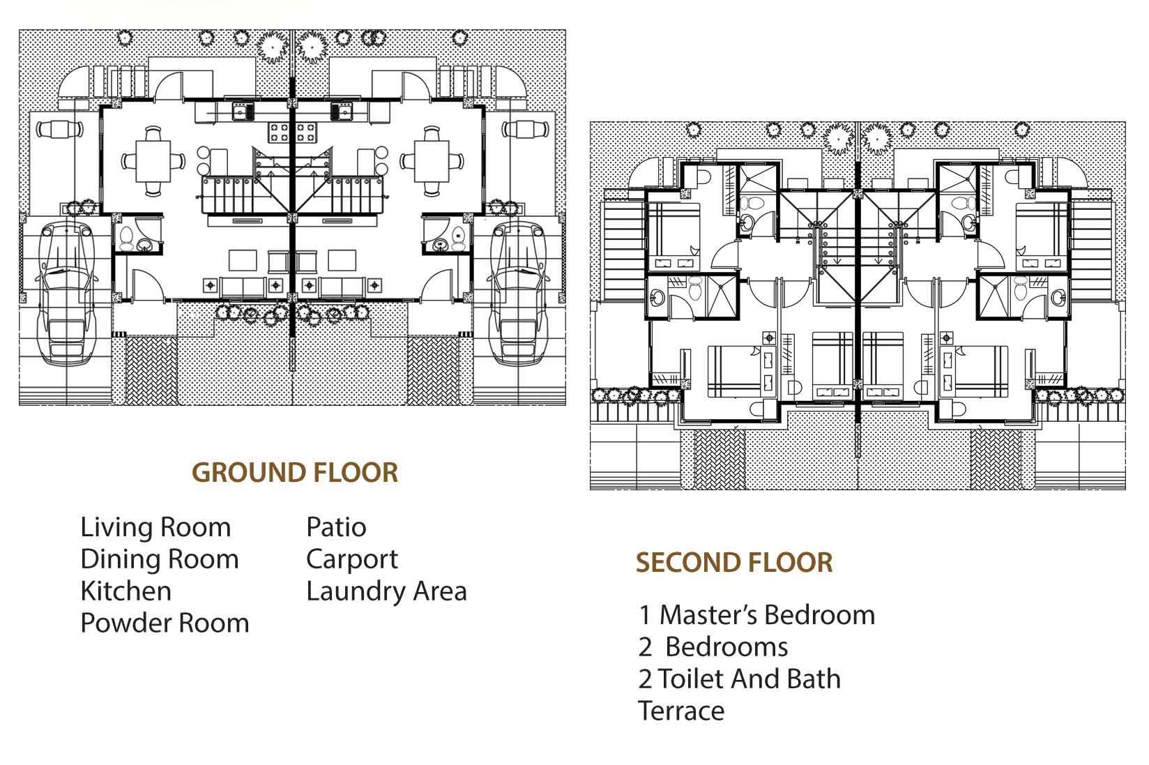 Makani Floor Plan